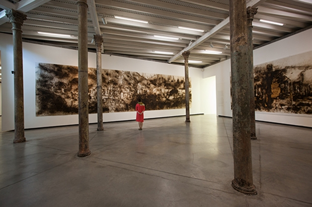 Exhibition view at Fundación Proa. Photo by Wen-You Cai, courtesy Cai Studio.